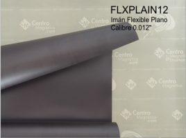 IMÁN FLEXIBLE PLANO CALIBRE 12 (0.012″) ROLLO 15 METROS