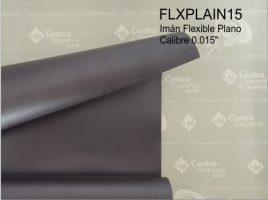IMÁN FLEXIBLE PLANO CALIBRE 15 (0.015″) ROLLO 15 METROS