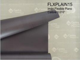 IMÁN FLEXIBLE PLANO CALIBRE 15 (0.015″) ROLLO 30 METROS