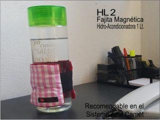 Fajita Magnética Hidro-Acondicionadora