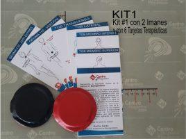 KIT TERAPÉUTICO MAGNÉTICO CLAVE: KIT1