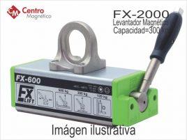 Levantador Magnético Serie FX-2000 Magnetic Lifter FX