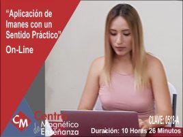 Curso en Vídeo «APLICACIÓN DE IMANES CON UN SENTIDO PRÁCTICO»