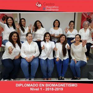 Curso de Biomagnetismo aplicando imanes para terapia impartido por Martha Garza en Centro Magnético